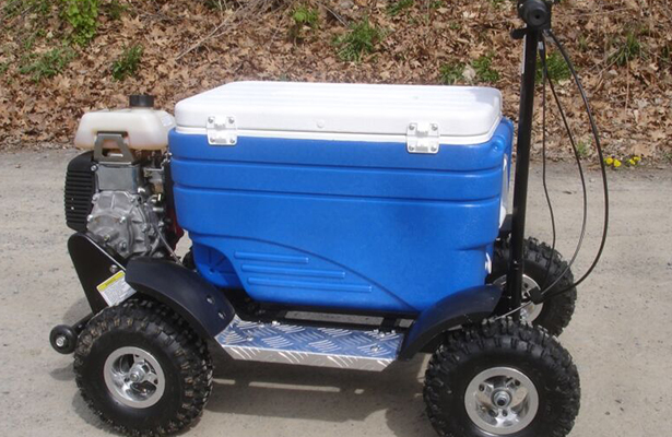 Riding Coolers All Terrain Cooler Go Kart Fast High Powered